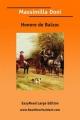 Massimilla Doni - Honore de Balzac