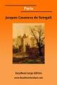 Paris - Jacques Casanova de Seingalt