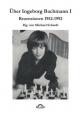 Über Ingeborg Bachmann - Michael M Schardt