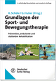 Grundlagen der Sport- und Bewegungstherapie