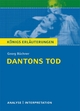Dantons Tod von Georg Büchner. Königs Erläuterungen.