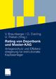Rating von Depotbank und Master-KAG - Volker Braunberger; Oliver Everling; Uwe Rieken