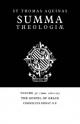 Summa Theologiae: Volume 30, the Gospel of Grace