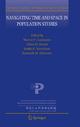 Navigating Time and Space in Population Studies - Emily R. Merchant; Glenn D. Deane; Myron P. Gutmann; Kenneth M. Sylvester