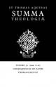 Summa Theologiae: Volume 32, Consequences of Faith