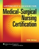 Lippincott''s Review for Medical-surgical Nursing Certification