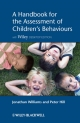 Handbook for the Assessment of Children''s Behaviours