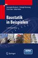 Baustatik in Beispielen - Konstantin Meskouris; Christoph Butenweg; Erwin Hake; Stefan Holler