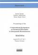 Proceedings of the 1st International Symposium on Numerical Simulation in Orthopaedic Biomechanics - SimOrtho - Daniel Kluess; Wolfram Mittelmeier; Rainer Bader