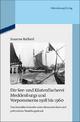 Die See- und Küstenfischerei Mecklenburgs und Vorpommerns 1918 bis 1960 - Susanne Raillard