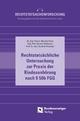 Rechtstatsächliche Untersuchung zur Praxis der Kindesanhörung nach § 50b FGG