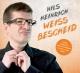 WEISS BESCHEID - Nils Heinrich