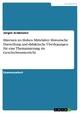 Häresien im Hohen Mittelalter. Historische Darstellung und didaktische Überlegungen für eine Thematisierung im Geschichtsunterricht - Jürgen Grabowksi