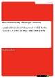 Antifaschistischer Schutzwall  vs.  KZ Berlin  - Der 13. 8. 1961 in BRD- und DDR-Presse - Nina Dombrowsky;  Christoph Lewerenz