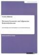 Riemann-Geometrie und allgemeine Relativitätstheorie - Torsten Döbbecke