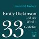 Emily Dickinson und der Wind - 33 Gedichte - Gunhild Kübler;  Emily Dickinson