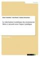 La valorisation touristique des monuments bâtis et naturels sous l'aspect juridique - Juliana Goncalves; Julie Rault; Anne Tucholka
