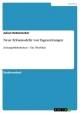 Neue Erlösmodelle von Tageszeitungen - Julian Hetzenecker