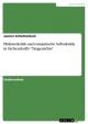 """Philisterkritik und romantische Selbstkritik in Eichendorffs """"Taugenichts"""""""