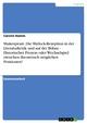 Shakespeare, Die Shylock-Rezeption in der Literaturkritik und auf der Bühne - Historischer Prozess oder Wechselspiel zwischen theoretisch möglichen Positionen? - Carolin Damm
