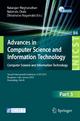 Advances in Computer Science and Information Technology. Computer Science and Information Technology - Natarajan Meghanathan; Nabendu Chaki; Dhinaharan Nagamalai