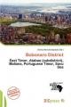 Bobonaro District - Dismas Reinald Apostolis