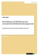 Entwicklung und Einführung eines systematischen Reklamationsmanagements in einer schweizerischen Krankenversicherung - Lukas Liem