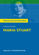 Maria Stuart von Friedrich Schiller.