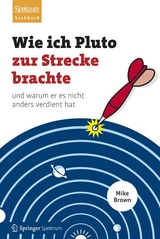 Cover Mike Brown Wie ich Pluto zur Strecke brachte