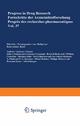 Progress in Drug Research / Fortschritte der Arzneimittelforschung / Progrès des recherches pharmaceutiques - Jucker