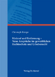 Rückruf und Entfernung - Neue Ansprüche im gewerblichen Rechtsschutz und Urheberrecht