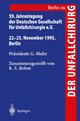 59. Jahrestagung der Deutschen Gesellschaft für Unfallchirurgie e.V.