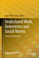 Undeclared Work, Deterrence and Social Norms