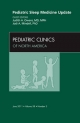 Pediatric Sleep Medicine Update, An Issue of Pediatric Clinics
