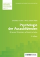 Psychologie der Auszubildenden - Ekkehard Crisand; Horst-Joachim Rahn; Ekkehard Crisand; Nicolas Crisand; Gerhard Raab