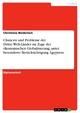 Chancen und Probleme der Dritte-Welt-Länder im Zuge der ökonomischen Globalisierung, unter besonderer Berücksichtigung Ägyptens - Christiane Biederlack
