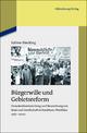 Bürgerwille und Gebietsreform - Sabine Mecking