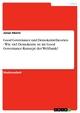 Good Governance und Demokratietheorien - Wie viel Demokratie ist im Good Governance-Konzept der Weltbank? - Jonas Eberle