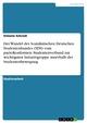 Der Wandel des Sozialistischen Deutschen Studentenbundes (SDS) vom parteikonformen Studentenverband zur wichtigsten Initiativgruppe innerhalb der Studentenbewegung - Simone Schrodi