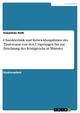 Charakteristik und Entwicklungslinien des Täufertums von den Ursprüngen bis zur Errichtung des Königreichs in Münster - Sebastian Rath