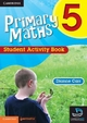 Primary Maths 5 Student Activity Book - Dianne Carr