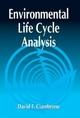 Environmental Life Cycle Analysis - David F. Ciambrone