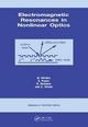 Electromagnetic Resonances in Nonlinear Optics - Michel Neviere; E. Popov; Raymond Reinisch; G Vitrant