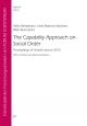 9783643902245 - Niels Weidtmann; Yanti Martina Hölzchen; Bilal Hawa: The Capability Approach on Social Order - Libro