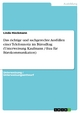 Das richtige und sachgerechte Ausfüllen einer Telefonnotiz im Büroalltag (Unterweisung Kaufmann /-frau für Bürokommunikation) - Linda Hieckmann