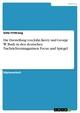 Die Darstellung von John Kerry und George W. Bush in den deutschen Nachrichtenmagazinen Focus und Spiegel - Götz Frittrang