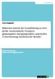 Bakterien mittels der Gramfärbung in zwei große taxonomische Gruppen, gramnegative und grampositive, unterteilen (Unterweisung medizinische Berufe) - Lisa Kappler