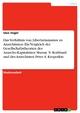 Das Verhältnis von Libertarianismus zu Anarchismus: Ein Vergleich der Gesellschaftstheorien des Anarcho-Kapitalisten Murray N. Rothbard und des Anarchisten Peter A. Kropotkin - Uwe Vogel