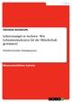 Lehrermangel in Sachsen - Wie Lehramtsstudenten für die Mittelschule gewinnen? - Christian Hochmuth