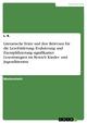Literarische Texte und ihre Relevanz für die Leseförderung: Evaluierung und Exemplifizierung signifikanter Lesestrategien im Bereich Kinder- und Jugendliteratur - L. K.